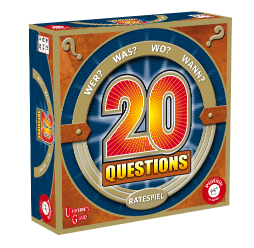 Spiel - 20 Questions
