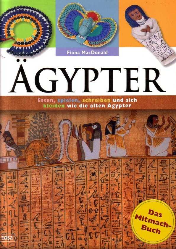Ägypter - Das Mitmach-Buch