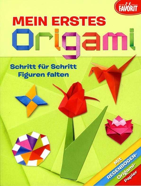 Mein erstes Origami
